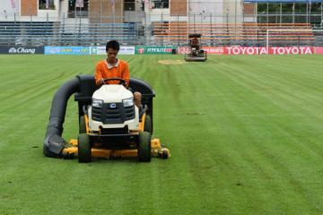 Sports Field Maintenance